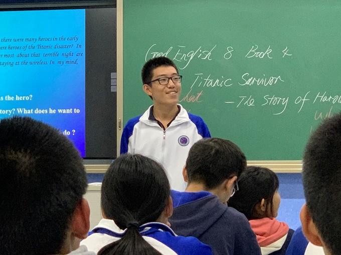 专家引领 放眼未来——记我校英语组课题结题活动