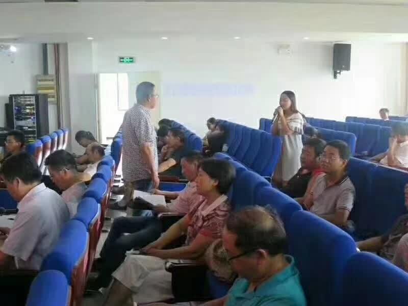 安徽霍山职业学校《打造卓越教师团队》专题讲座