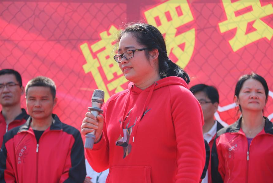 博罗县杨侨中学《不忘初心  决胜未来》全国校园巡回演讲会