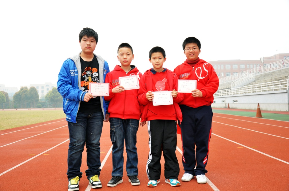 我校参加区第六届中小学生体育节乒乓球比赛获得优异成绩