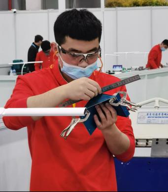 江西航空职业技术学院师生参加中华人民共和国第一届职业技能竞赛635.png