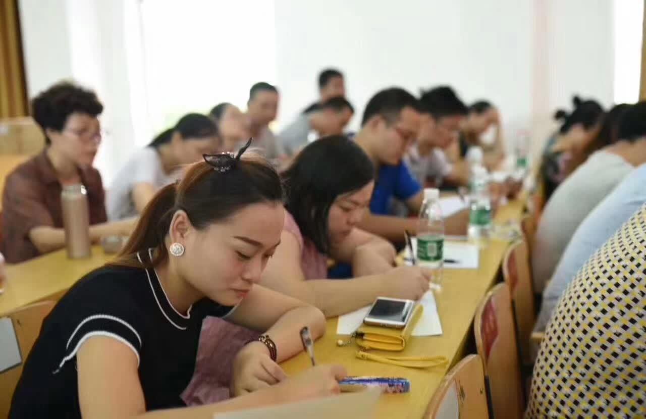 攸县职业中专《执行力与学校发展》专题讲座