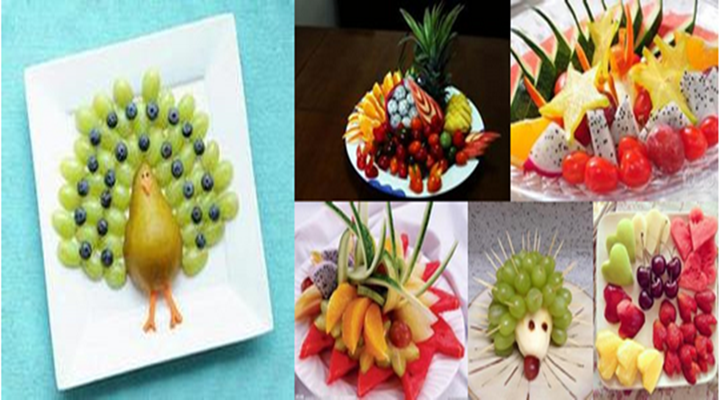 茂峰学校首次举办亲子水果拼盘大型活动