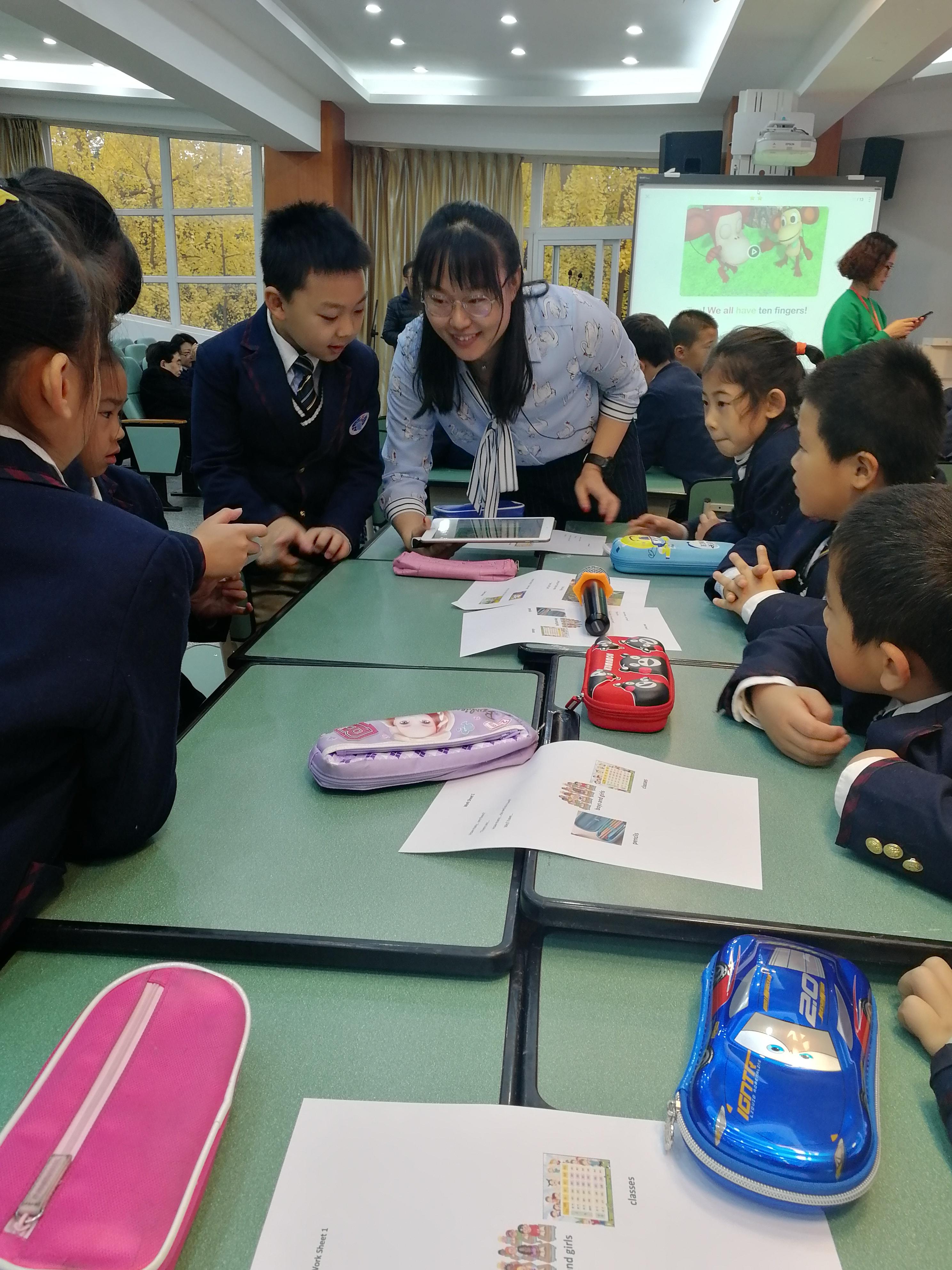王云云老师在全国小学英语优秀教学成果展评中喜获一等奖