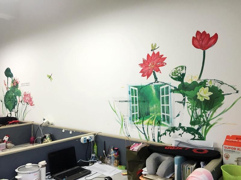 台州双语学校注重教师办公室文化建设
