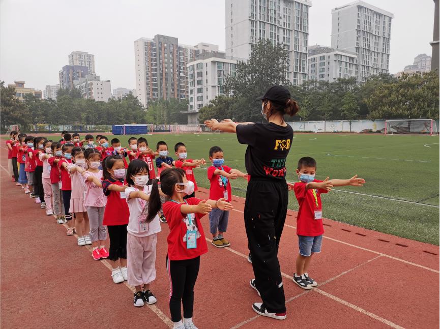 """梦想已起航,努力遇见最好的我们——188体育官网小学部""""小豆包""""成长记"""