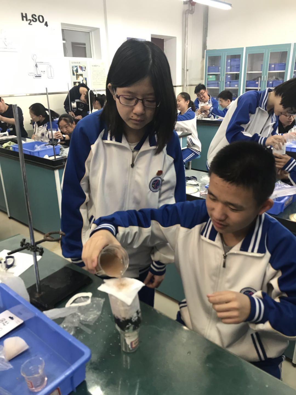 留住绿水青山,从我做起 ——垂杨柳校区初二年级学生走进北京市高碑店污水处理厂