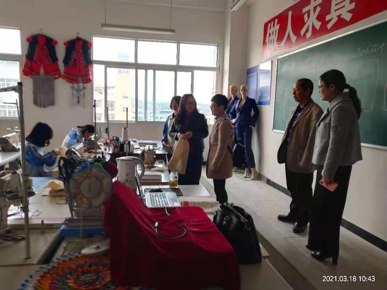 杭州市交通职业高级中学来校指导6.jpg