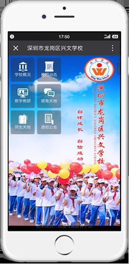 深圳市龙岗区兴文学校