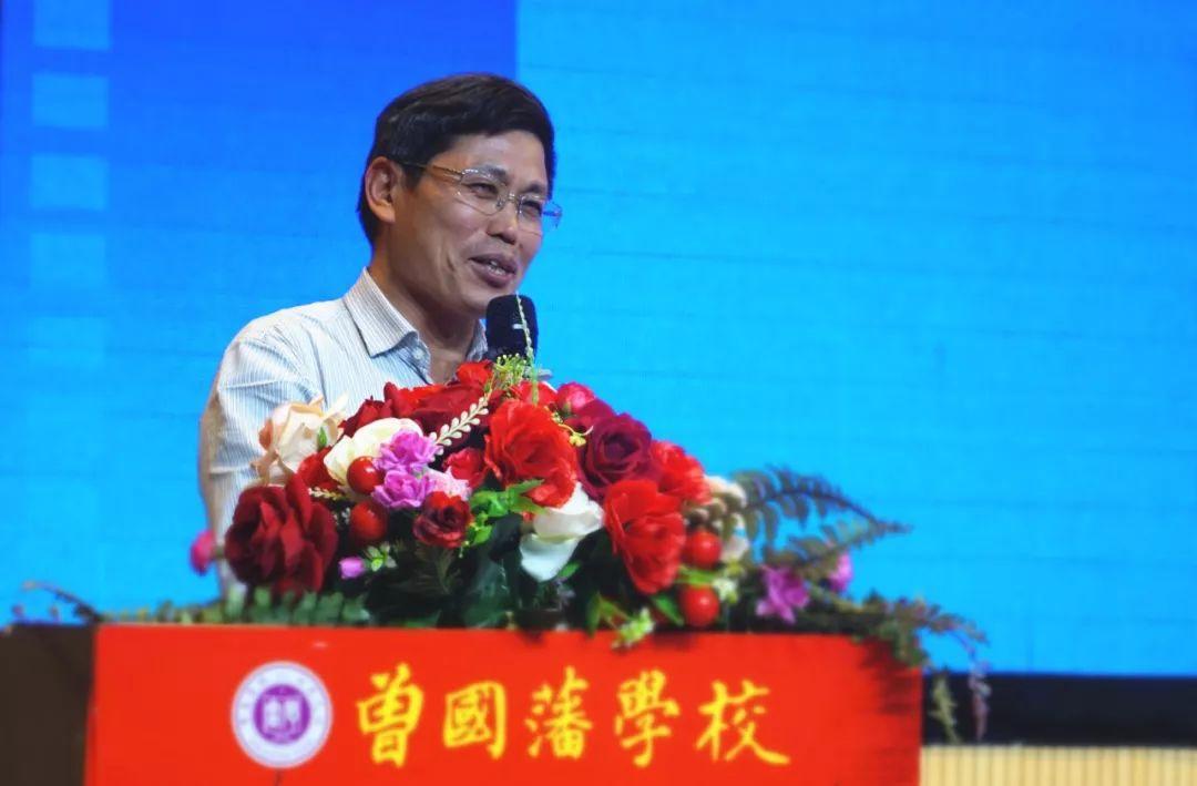 开讲啦!王志海所长做客手机万博版登录教师学堂