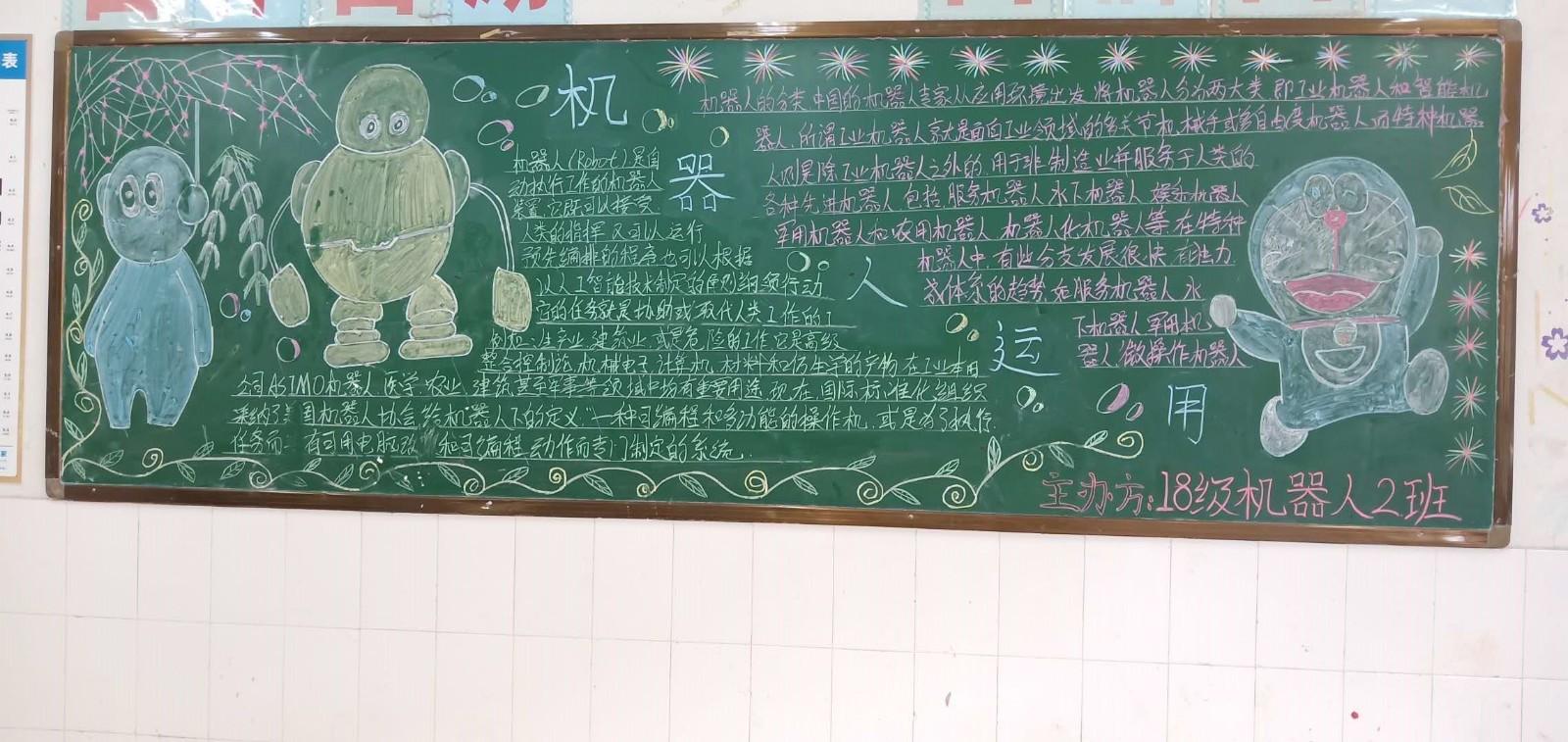 19016四川省会理现代职业技术学校——2019年天发文化杯(黑板报部门)-2