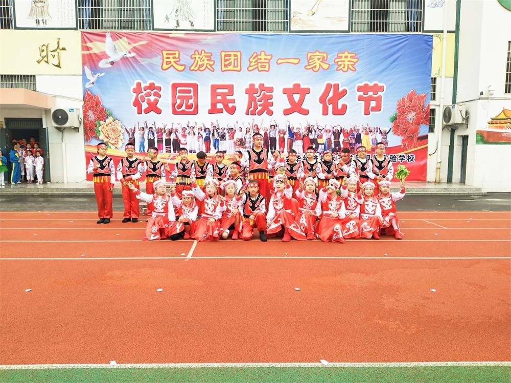 多彩民族艺术节,踏歌起舞享盛宴