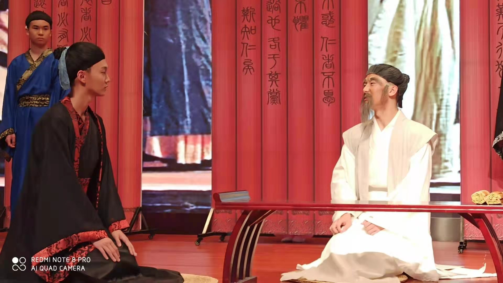 北京工业大学附属中学高中部第六届校园文化节活动剪影